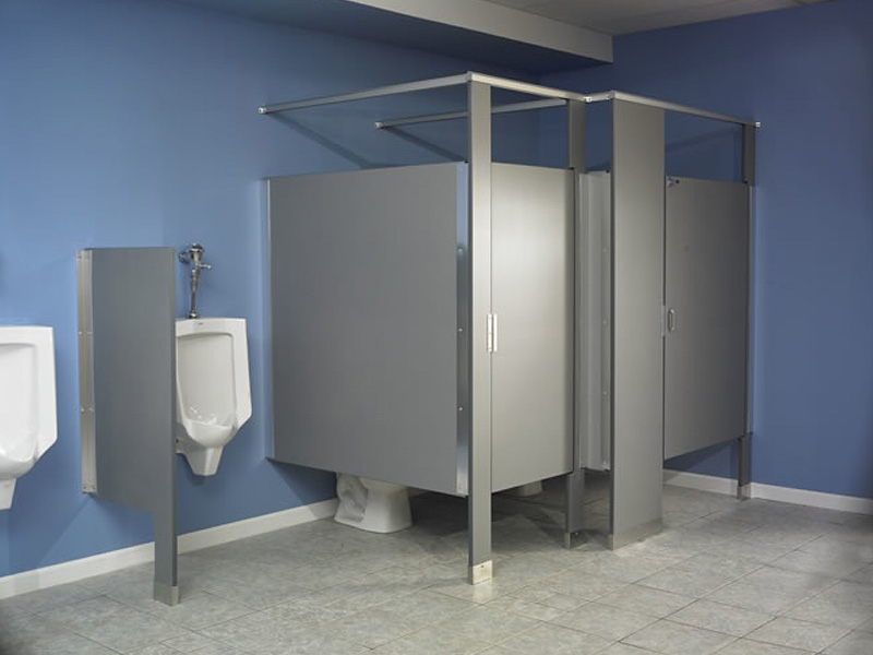Commercial JSM Installation LLC - Metal bathroom stall partitions