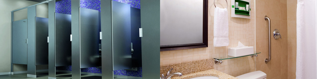 Commercial JSM Installation LLC - Bathroom partition installers